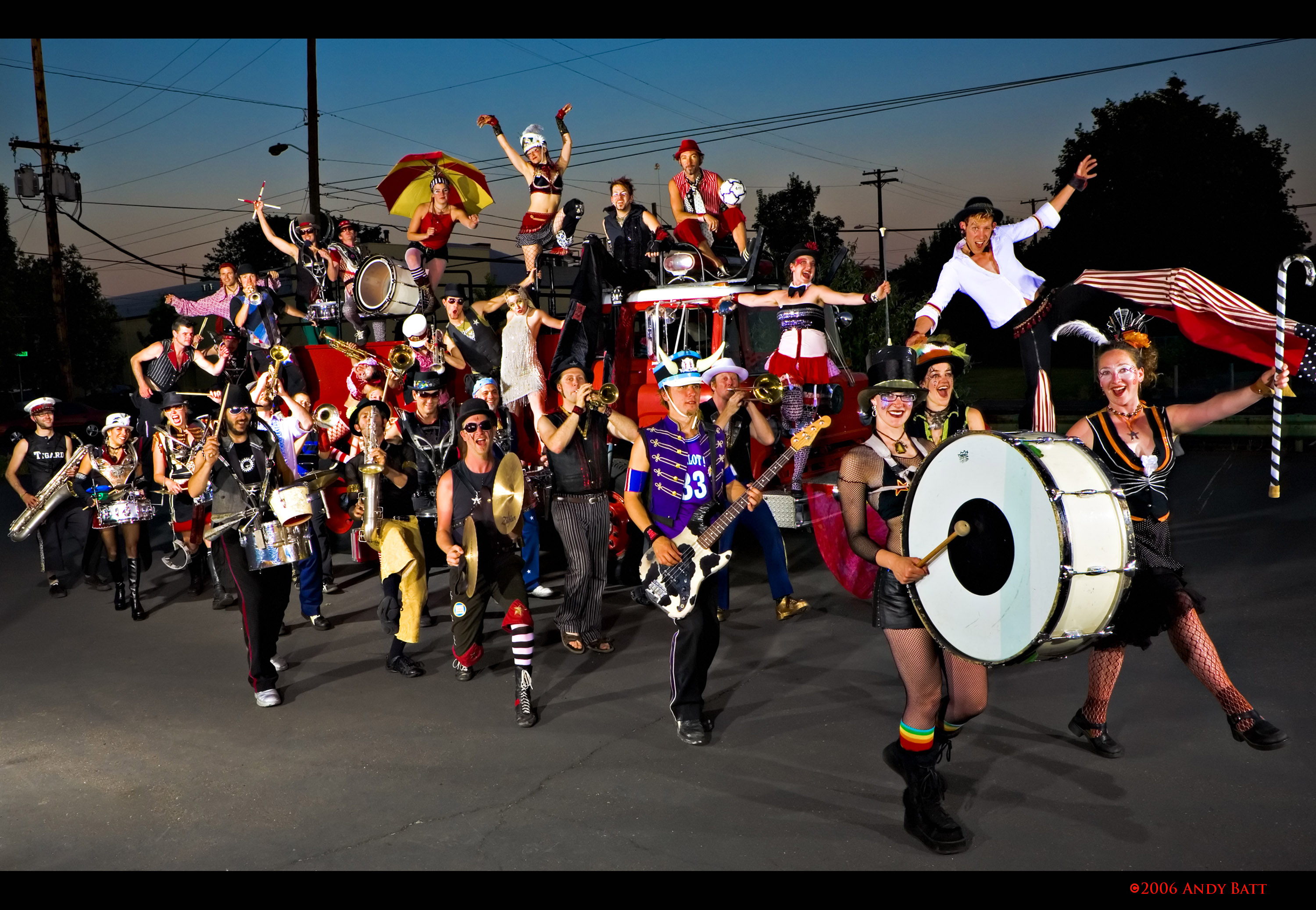 This Friday! Dirty Bourbon & MarchFourth Marching Band! | Dirty ...