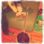 Phil Roebuck's Banjo - Hampton, VA