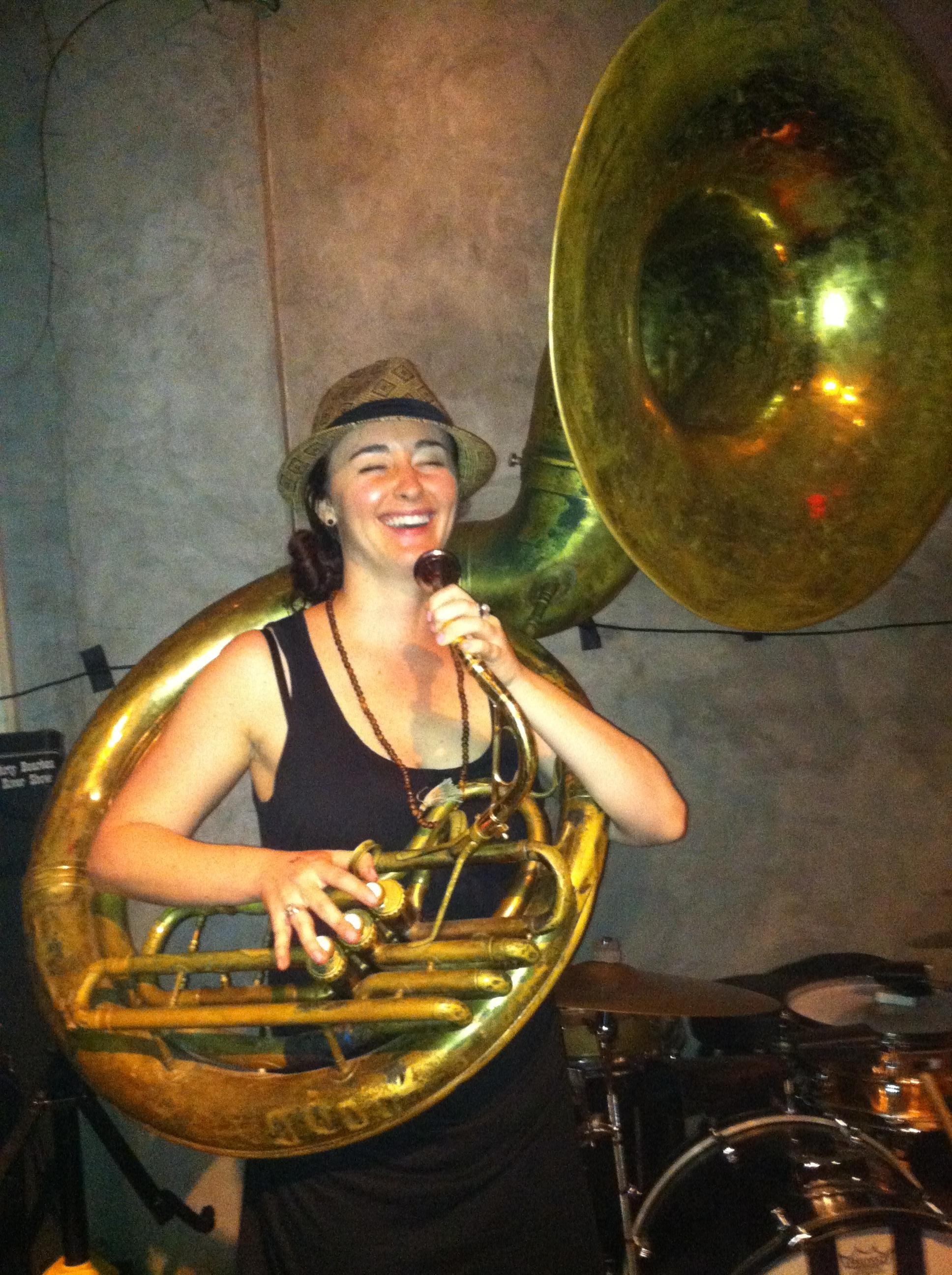 Tuba   Dirty Bourbon River Show   Page 5