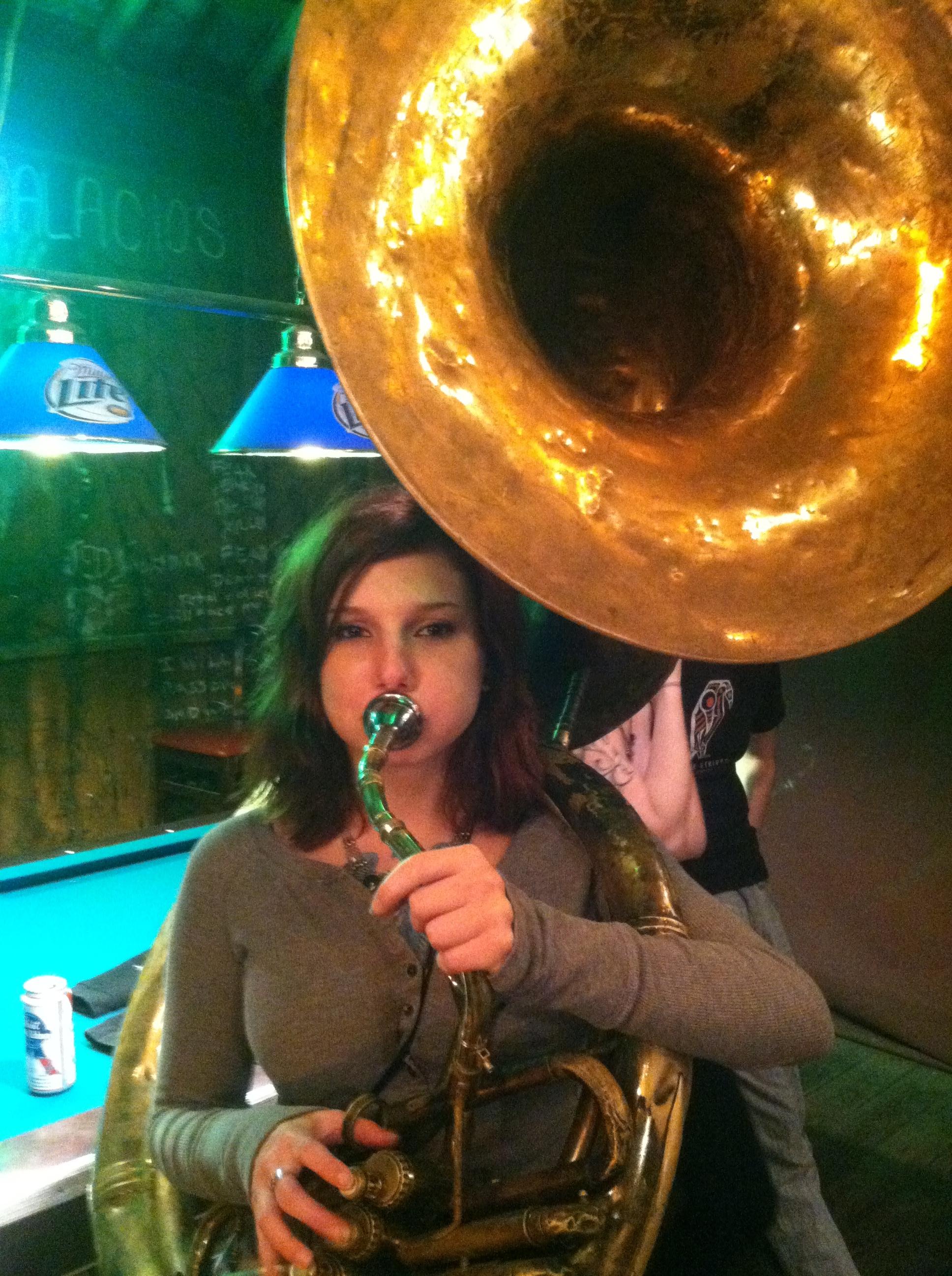 Tuba | Dirty Bourbon River Show | Page 2