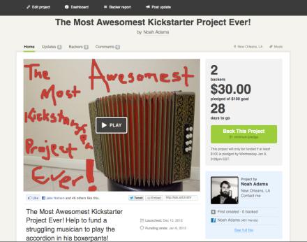 noahs kickstarter