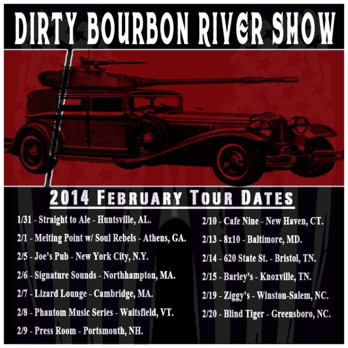 Feb Tour
