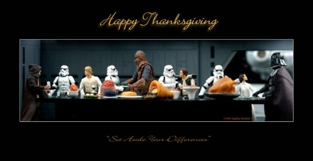 force thanksgiving