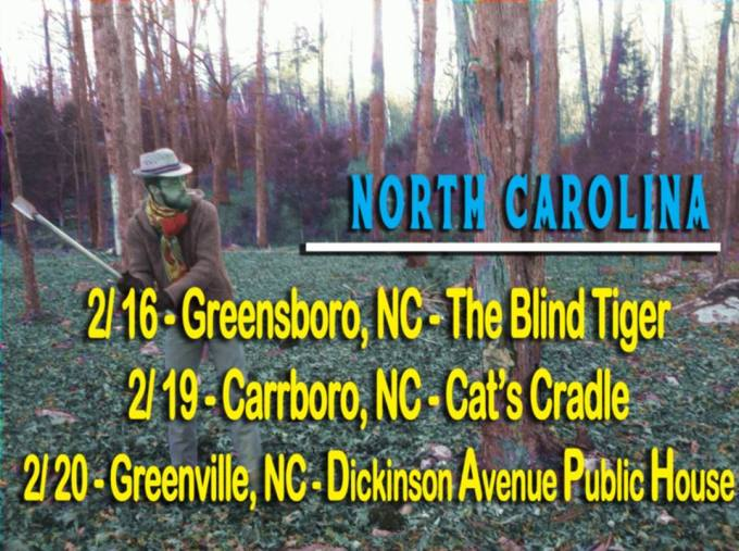 nc shows