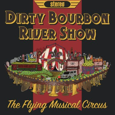 The Flying Musical Circus Album Cover